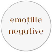 emotiile negative